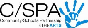 Community/Schools Partnership for the Arts (C/SPA) logo