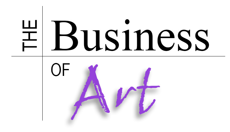 Business of Art logo