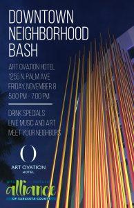 Art Ovation Neighborhood Event
