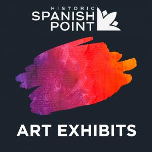 Art Exhibition at Historic Spanish Point: Kim McAninch