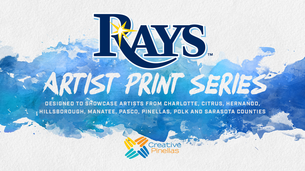 Tampa Bay Rays Artist Print Series