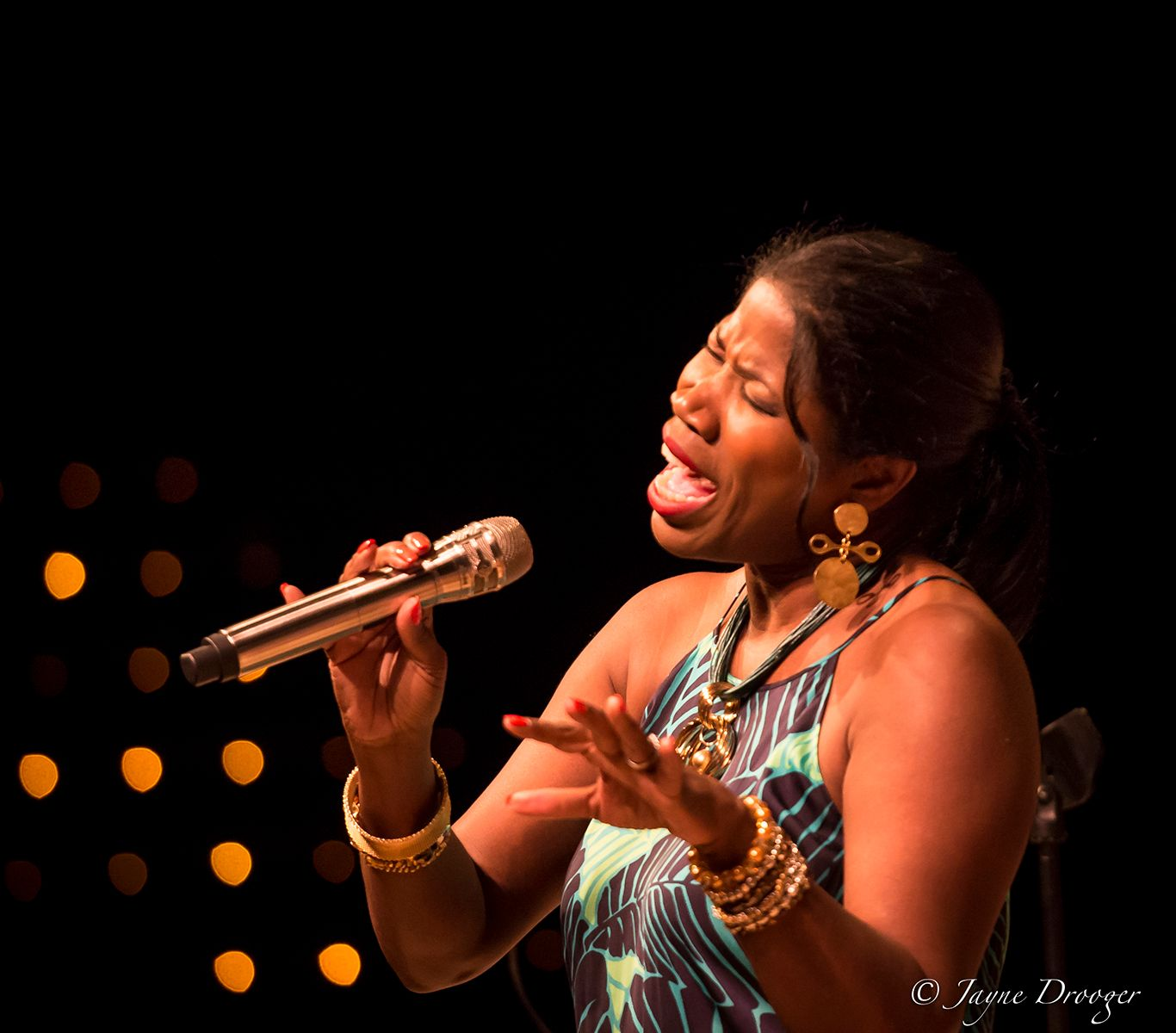 Synia Carroll Jazz Band
