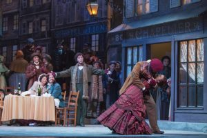 Sarasota Opera Production of La boheme
