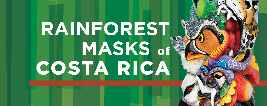 Rainforest Masks