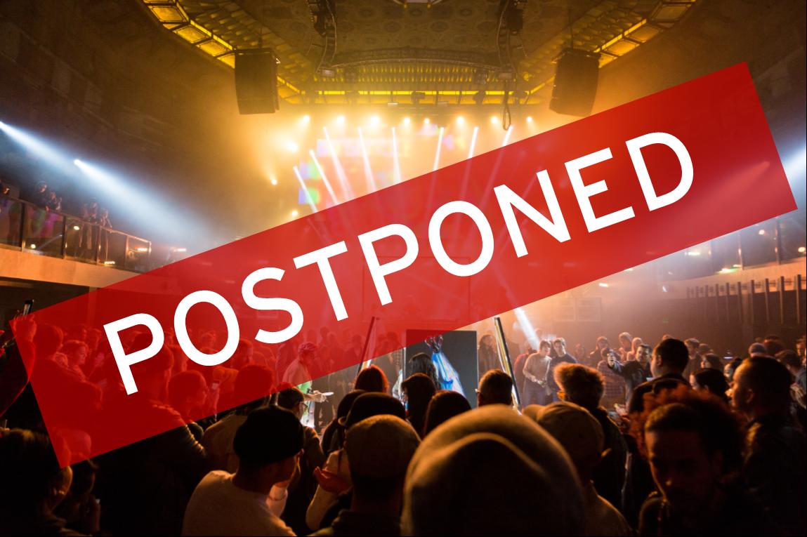 Art Battle Postponed