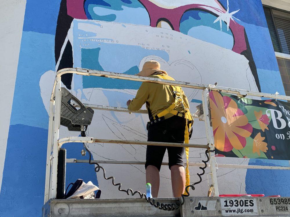 Sarasota Heroes Mural