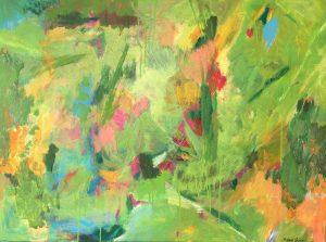 Susan von Gries Painting