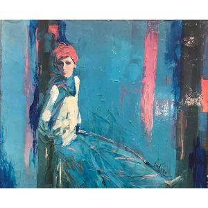 frank_creaturo_painting_girl_im_blue_logo