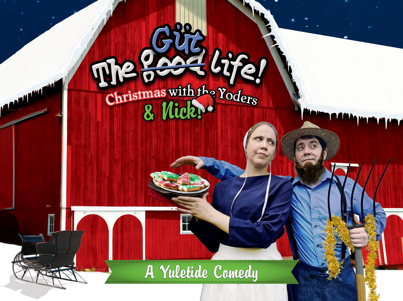 Yoders Sarasota Fl Christmas 2020 The Güt Life! Christmas with the Yoders and Nick!